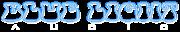 Blue Light Audio Logo